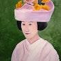 Portrait de mariée au Japon. Sandrine Jaccod