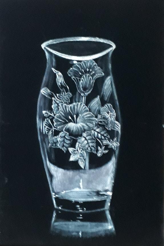Blumen Vase. Malaver Malaver