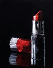 Lippenstift. Malaver