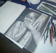 Smile. Tayo Akinnagbe