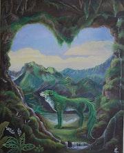 La Vallée d'Emeraude.