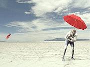 L'Homme à l'ombrelle. Jean-Marie Gitard (Mr Strange)
