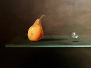 Poire avec bille. Jos Van De Ven