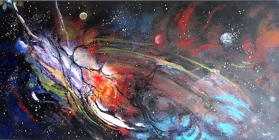 Barrière cosmique. Didier Dalent Didier Dalent