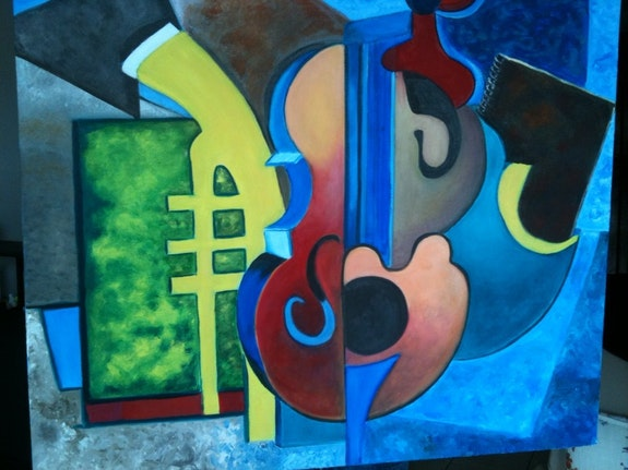 Musique Modern jazz. Maguy Mathieu Maguy Mathieu