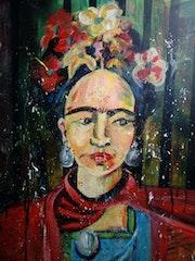 Explosión de color de Frida.