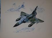 Mirage 2000n alphajet tb30 epsilon ec120.