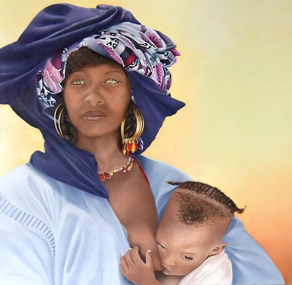 Maternité. Houmeau Houmeau