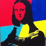 Mona Lisa revisitée.