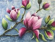 Magnoliamanie.