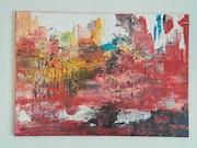 Orasul rosu. Rcg Arte