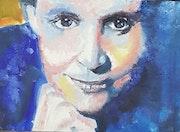 Série «Portrait de Femmes» : Elsa Triolet.