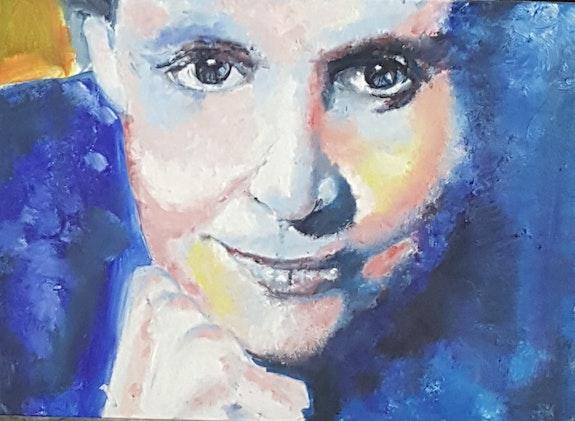 Série «Portrait de Femmes» : Elsa Triolet. Veroniq's Véroniq' S