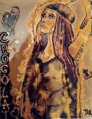 Madame Haagen Dazs II….