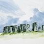 Stonehenge. Emilie Denis