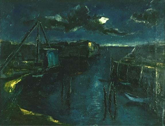 Night on the Water. Harry Shoulberg Marika Herskovic
