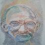 Gandhi. Volker Van Uffelt
