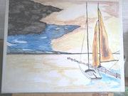 I am Sailing.