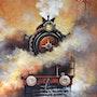 Nostalgia of Steam Locomotives 02. Kishore
