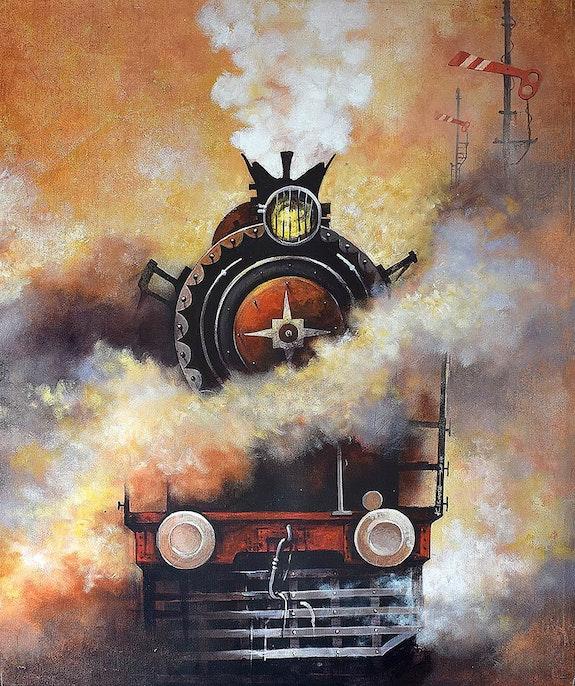 Nostalgia of Steam Locomotives 02. Kishore Pratim Biswas Kishore