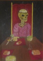 La ultima cena. Angelo Von Kazbel