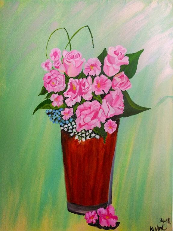 Sunday Flowers. Mireille Vast Mireille Vast