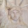 Statue de la liberté. Gaston Hetsch