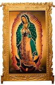 «Virgen de Guadalupe».