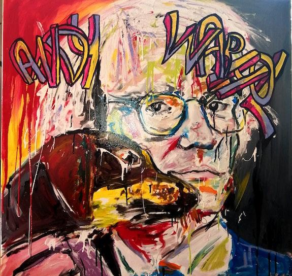 Andy Warhol. Théoule Théoule
