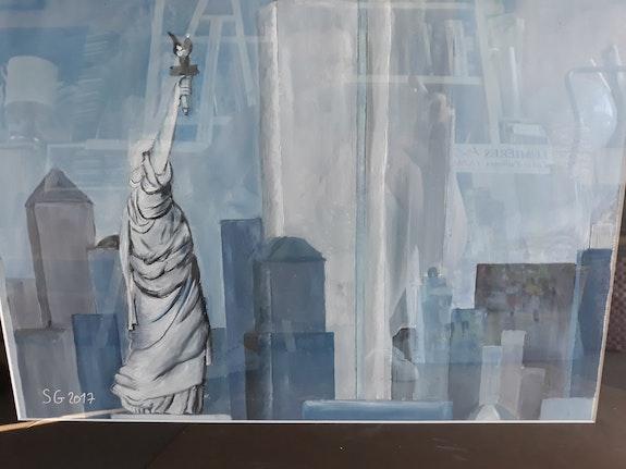 Twin Towers New york. Sandrine G Sandrine G