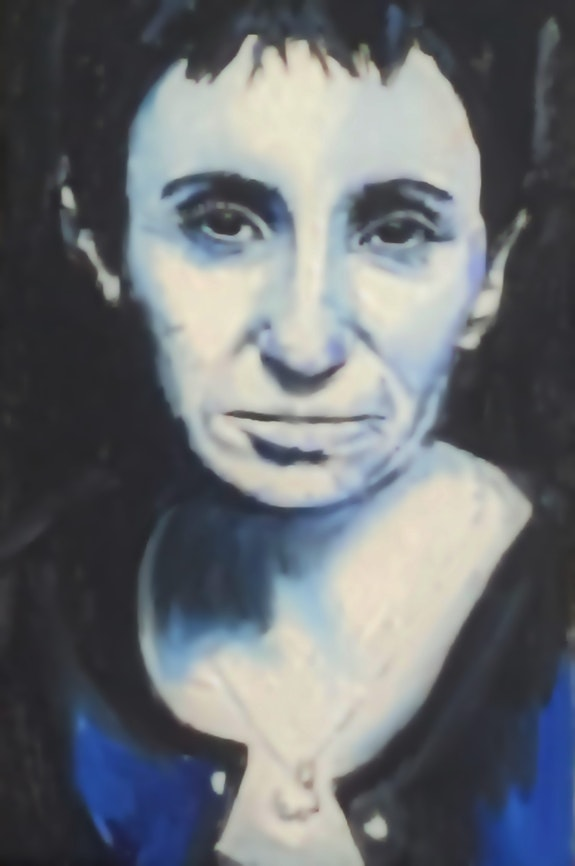 Série «Portraits de Femmes» - Ariane Ascaride. Veroniq's Véroniq' S