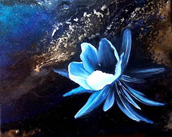 Fleur de Novalis. Isabelle Le Pors Isabelle Le Pors