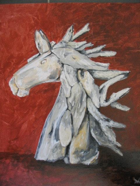 Le cheval de mer. Verbrugghe Marc Verbrugghe