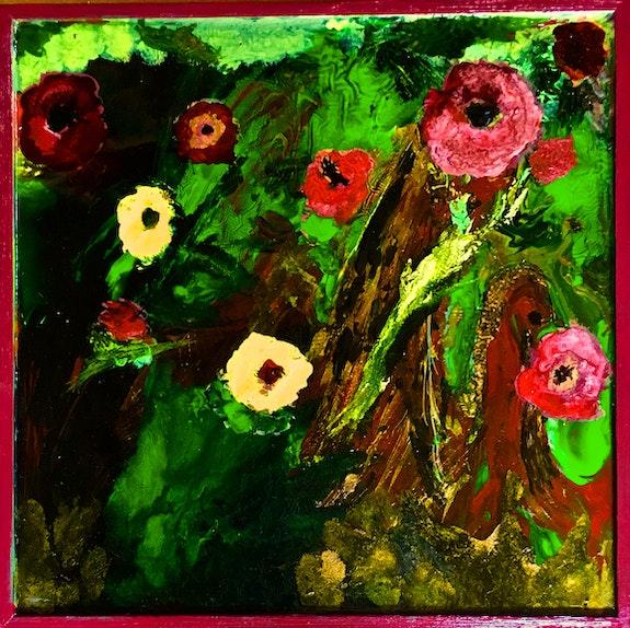 Le pouvoir des fleurs. Marie-Claude Lambert Marie-Claude Lambert