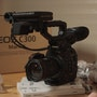New camcorder. Digitalpainting