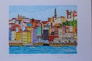 Le Port de Porto - Portugal.