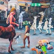 Amazons. Dominic Virtosu