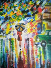 Umbrella. Jose Faedda