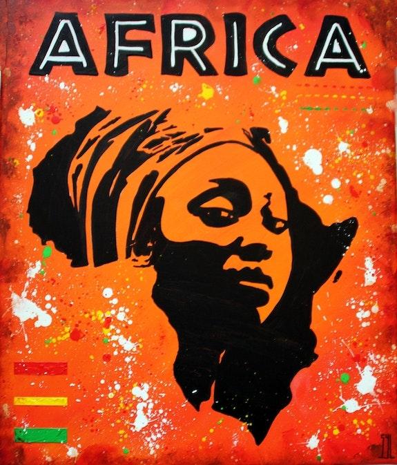 Africa. L'aquarelle Autrement L'aquarelle Autrement
