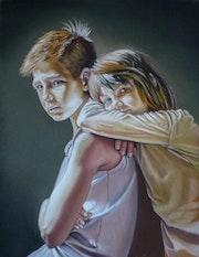 Adrien et Justine.