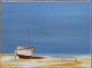 Dans le Golfe du Morbihan.