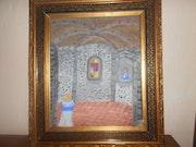 Dans l église. Jeanlouis Briançon