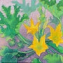 Mes courgettes. Elena Mehl