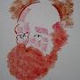Homme barbu. Michel Castanier