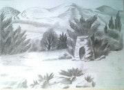 Montagnes. Magali Roy