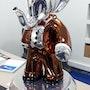 Babolex Cowboy Maxi Giant 300 cm Sculpture 2018 by Vincent Faudemer. Vincent Faudemer