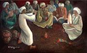 Nubian dance.
