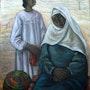 Maman &Fille Nubiennes. Lotfisar