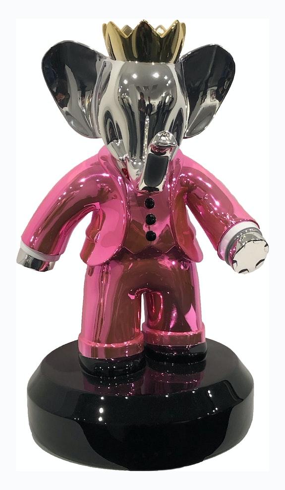 Babolex 300cm Gucci Blanc Résine Sculpture 2018. Vincent Faudemer Vincent Faudemer