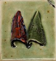 Clin d'oeil v, inspiré d'un portrait de Pablo Picasso.